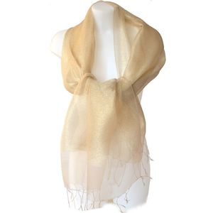 "Wedding stole/wrap ""Phanie"" - 15 colours"