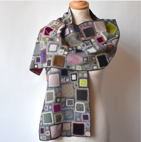 Pure merino wool Sophie Digard's scarf