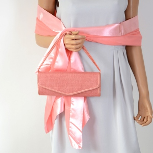 Matching stole and bag : 8 colours