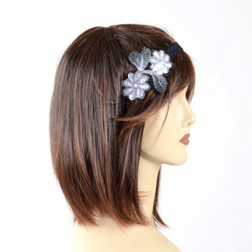 "Headband ""Karin"" flower"