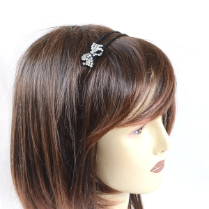 "Headband ""Karin"" butterfly"