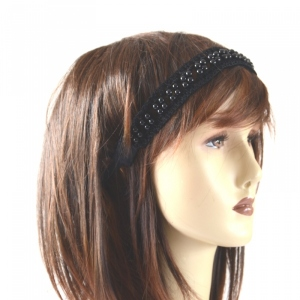Headband Fiona 2 - black only