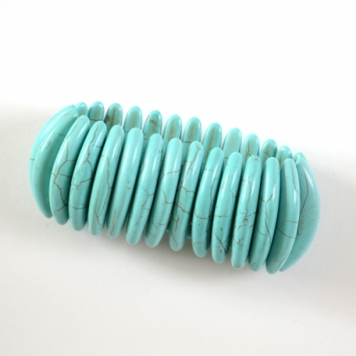 Extendable turquoise braclet