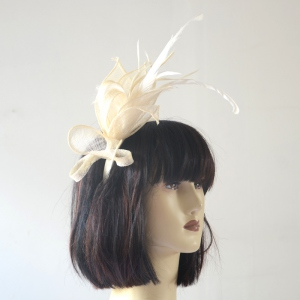 Wedding or evening fascinator
