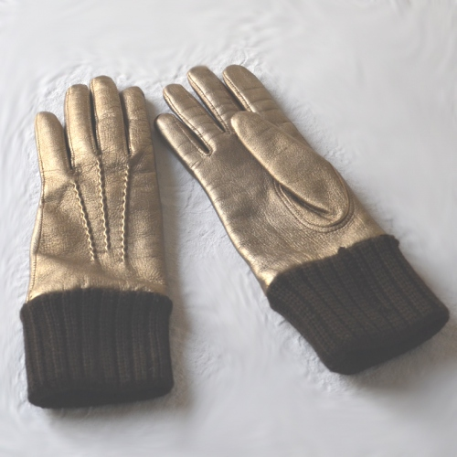 Winter gloves by Maison Fabre