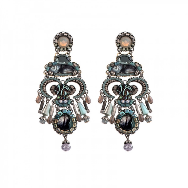 "Boucles, pendants d'oreilles Ayala Bar ""Clearwater Puddle"""