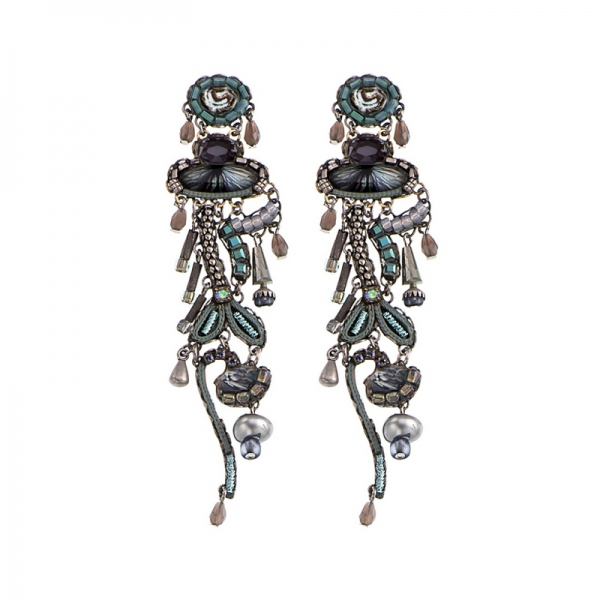 "Ayala Bar earrings ""Clearwater Vine"""