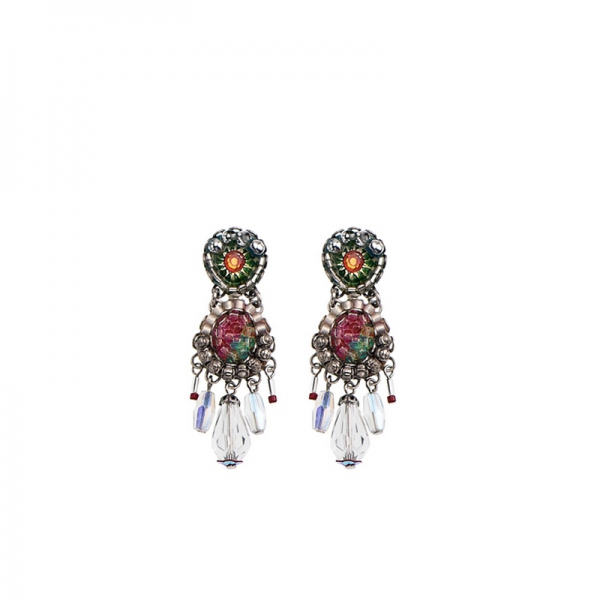 "Boucles d'oreilles, pendants d'oreille Ayala Bar ""Morning Blossom Belle"""