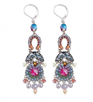 "Pendants d'oreille Ayala Bar - ""Jasmine sunset earrings"""