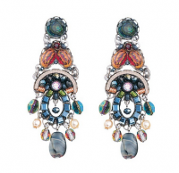"Boucles d'oreilles Ayala Bar - ""Hellebore Bop earrings"""