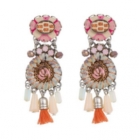 "Earrings Ayala Bar - pierced ears -  ""Verona vibe earrings"""