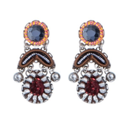 "Boucles d'oreilles Ayala Bar - ""Resonance Karen"""