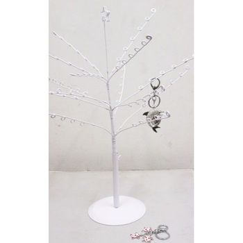 Tree jewelry display