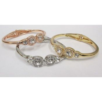Purchase fancy bracelet in 3 colors  silver pink gold