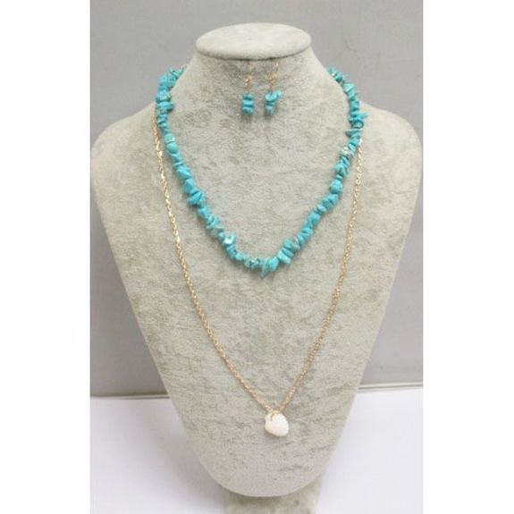 propose to your customers 3 colors in necklace