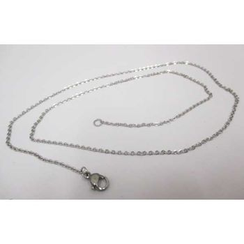 fine steel chain is suitable for women and men