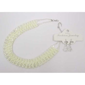 jewelry necklace buckle lace