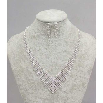 crystal rhinestone jewelry at a low price