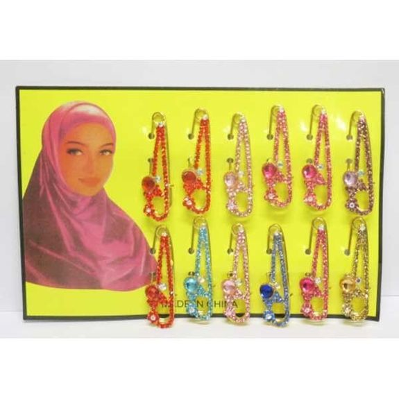 safety pin for hijab