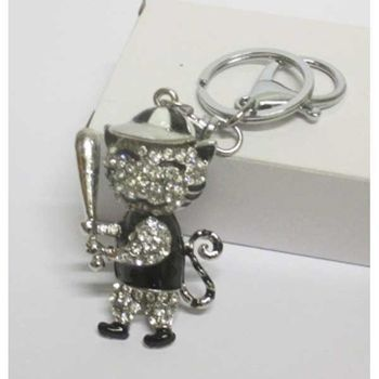 key ring costume jewelry