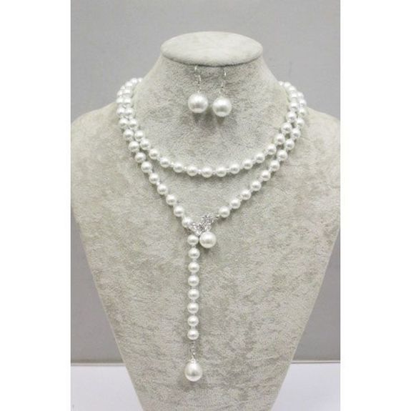 pearl necklace to wear