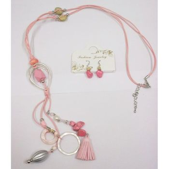 Hand made necklace jewelry