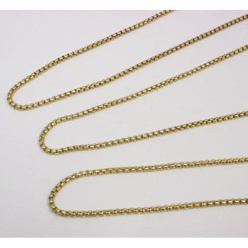 golden steel chain to combine