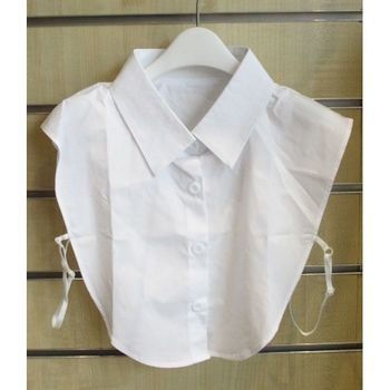 fake white shirt collar to customize