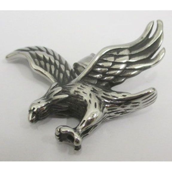 steel jewelry eagle