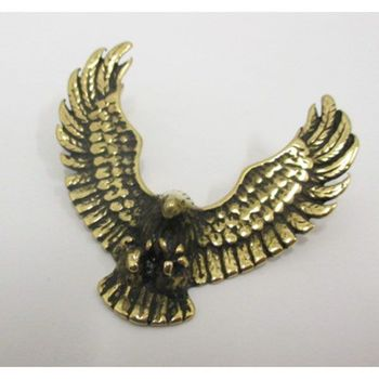 eagle pendant spread wings