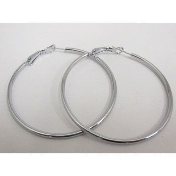 Creole loops steel diameter 5