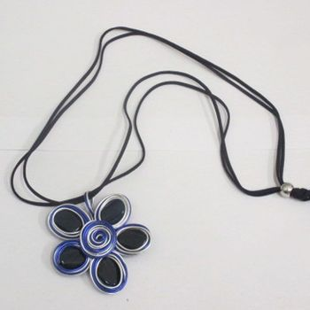 adjustable aluminum necklace