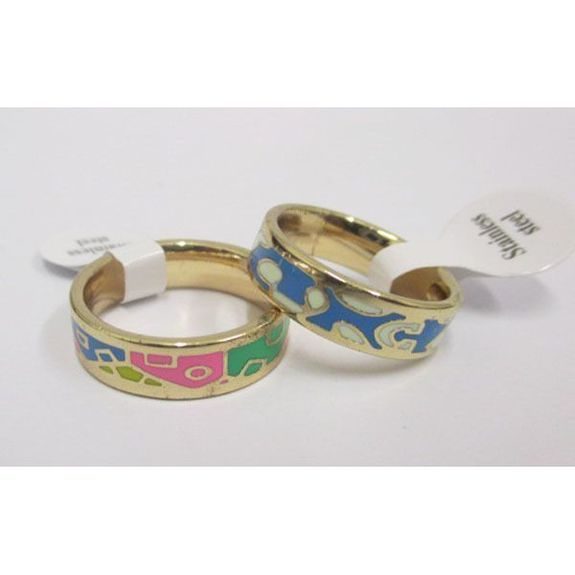 Jewelry ring paint