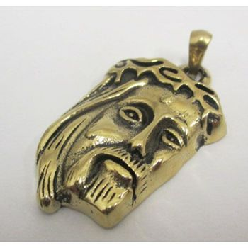 head pendant of christ