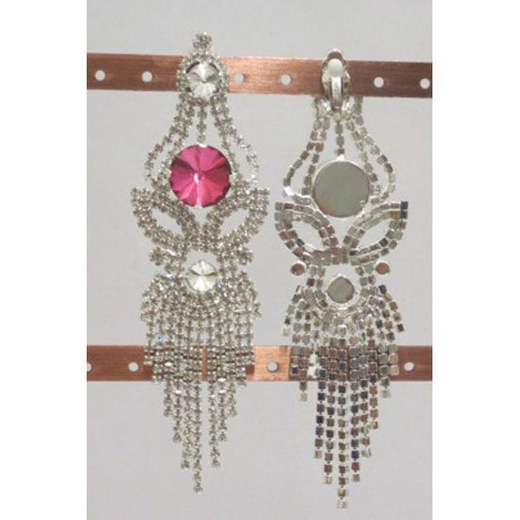 Choice jewelry clip earrings