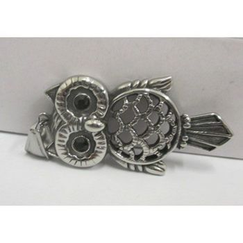 steel owl medallion