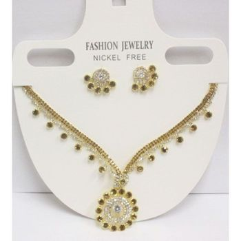 Fantasy luxury woman necklace