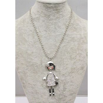 articulated doll pendant