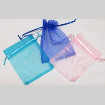 organza to pack jewelry