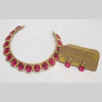african mama necklace jewelry