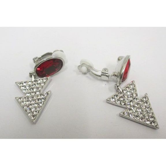 discreet earring clip and fashion