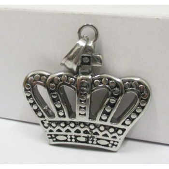 steel crown pendant wholesaler