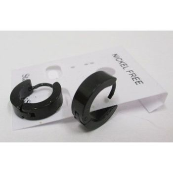 black man steel earring wholesaler