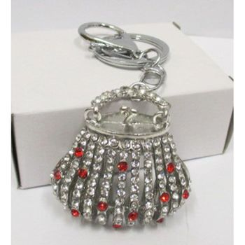 jewelry bag keychain handbag