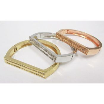 bracelet jewelry in 3 tones