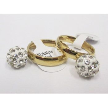 shamballa golden steel alliance ball