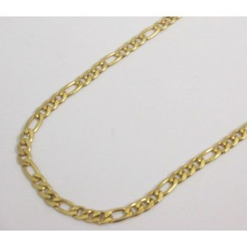 Figaro gold man chain