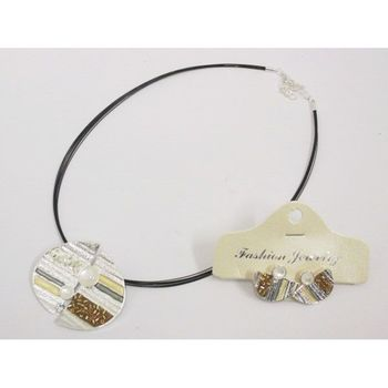 wire-mounted email jewelry