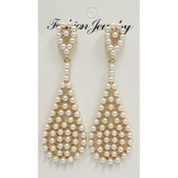 pearl earrings mini pearl