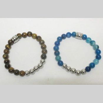 Boutique crystal therapy bracelet